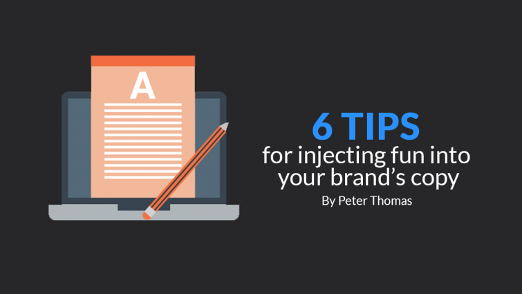 Injecting Fun Into Your Brand's Copy