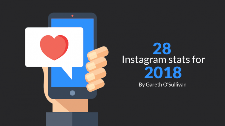 28 Instagram Stats for 2018