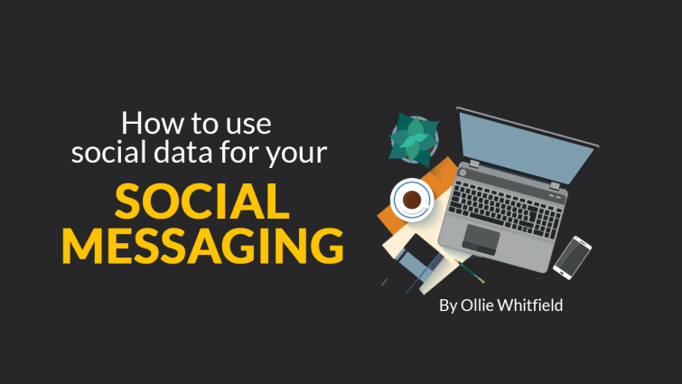 How to use Social Data for Your Sales Messaging
