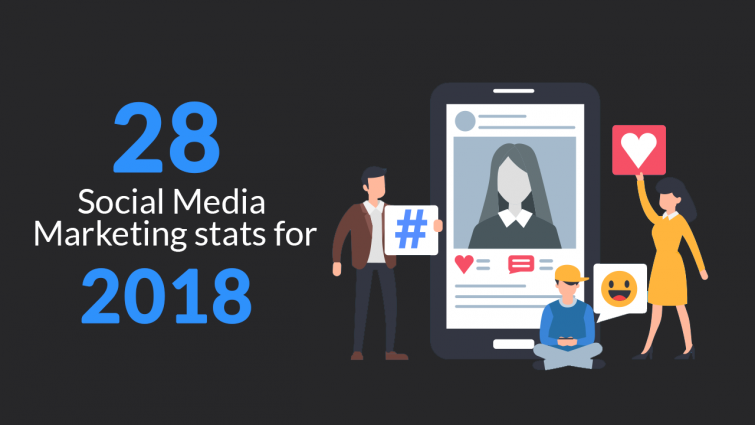28 Social Media Marketing Statistics You Must Know In 2018