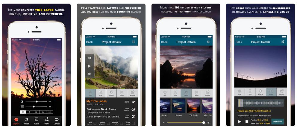 Instagram Video App - Lapse It