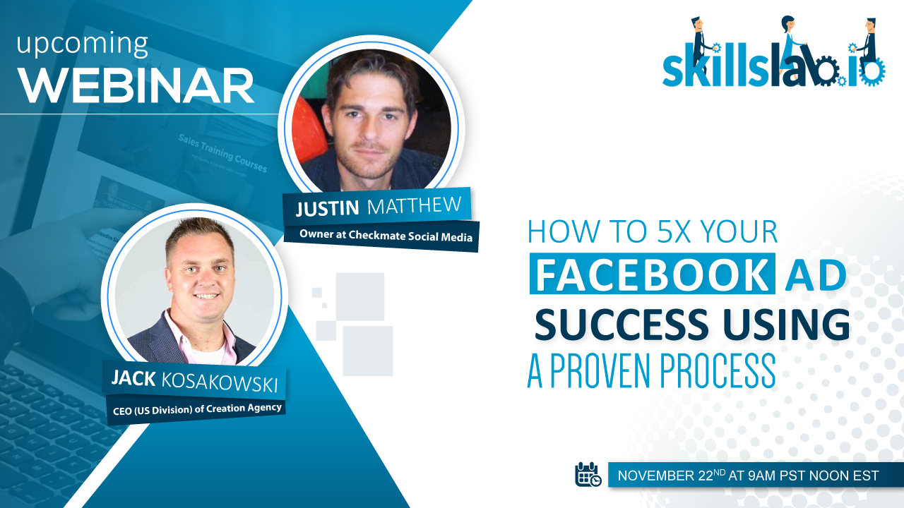 How To 5x Your Facebook Ad Success Using A Proven Process