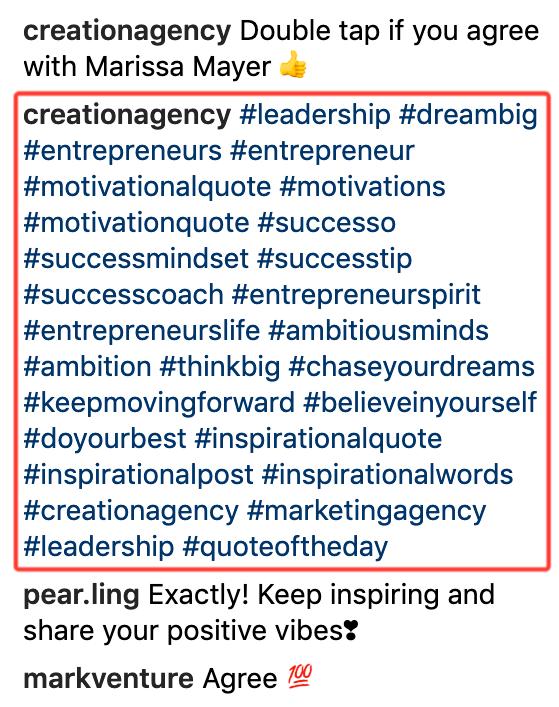 instagram caption tricks