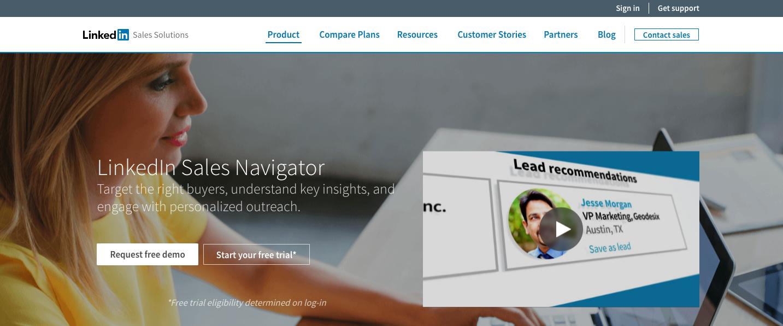 LinkedIn Sales Training