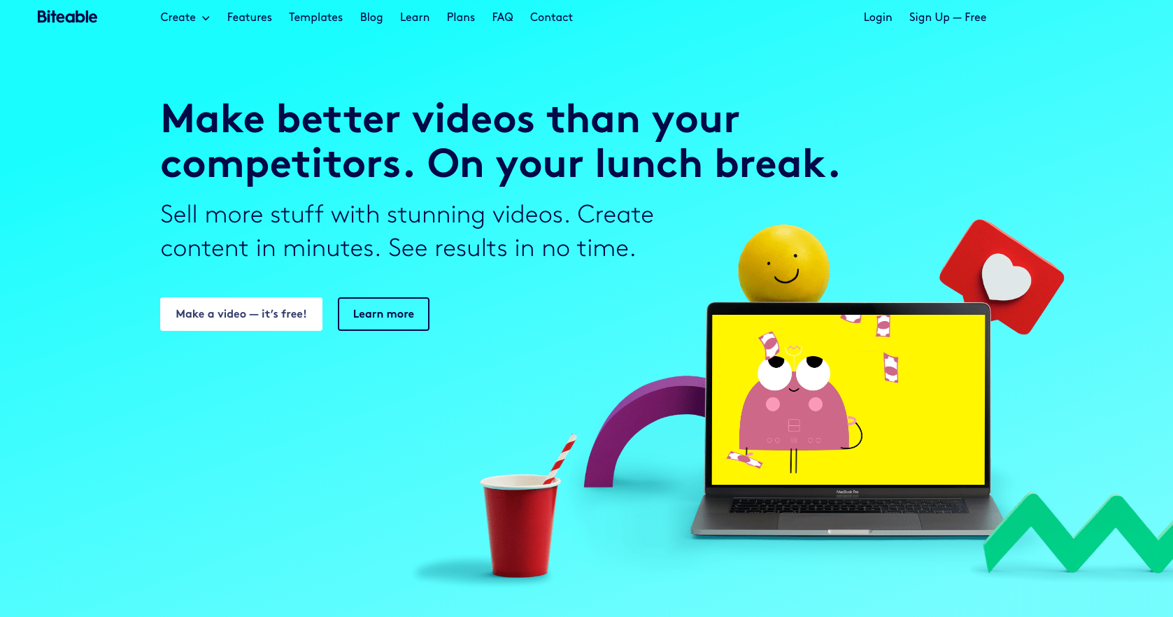 Biteable-content-creation-tool-video