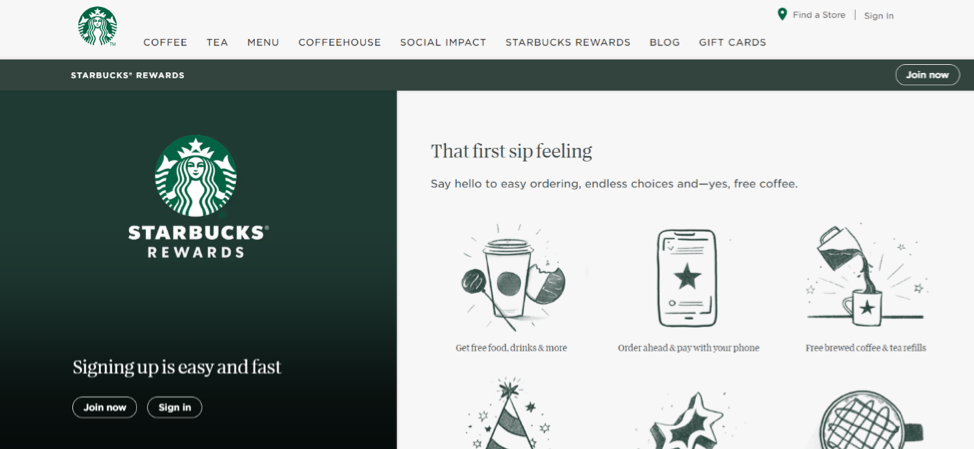 Starbucks-Customer-Loyalty-Program