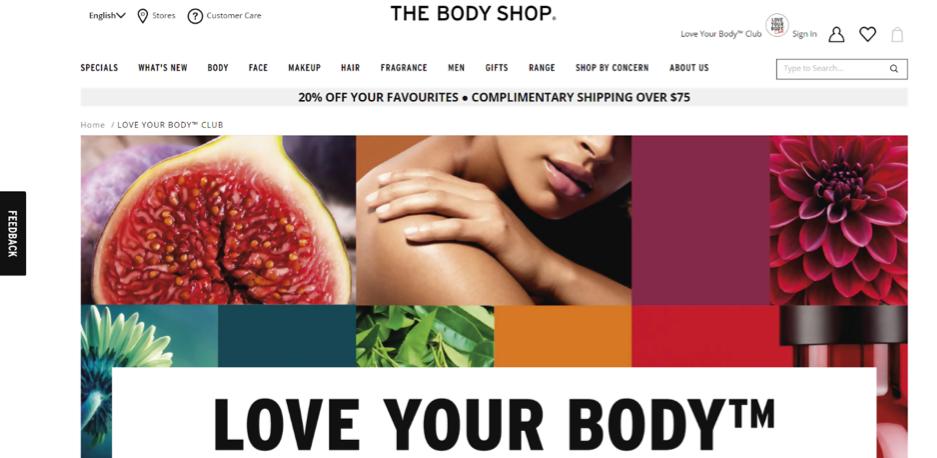 TheBodyShop-Customer-Loyalty-Programs