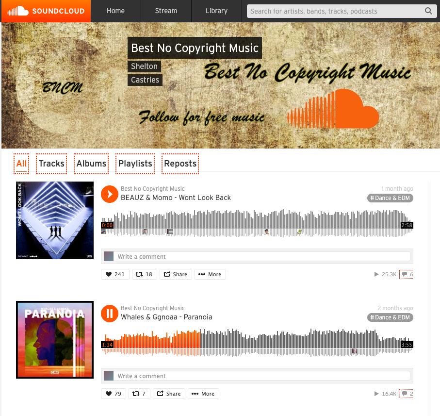 non-copyright-music-soundcloud