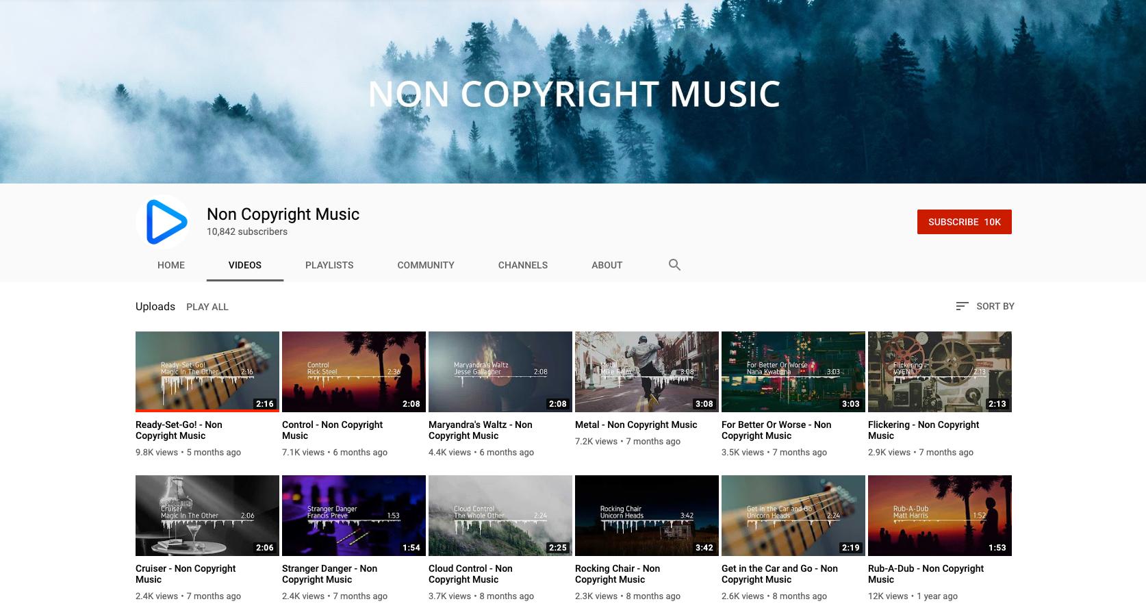 youtube-non-copyright-music