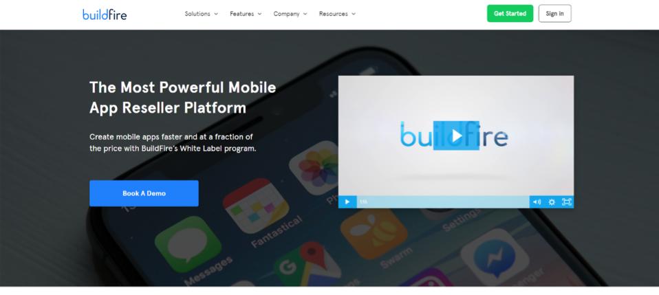 BuildFire White Label Marketing