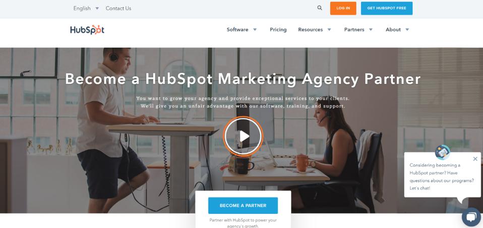 HubSpot Marketing Partner
