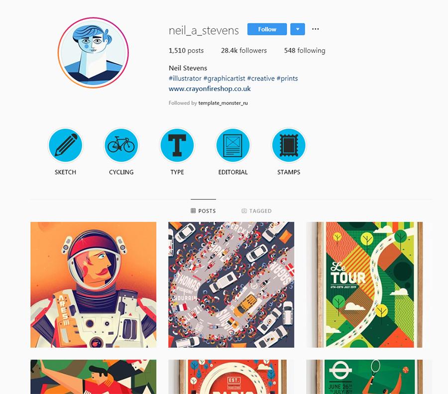 Instagram Template Tips